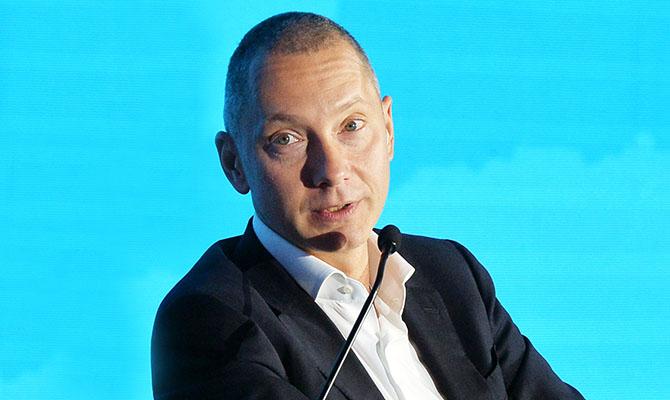 Инвестор Борис Ложкин: рекламирует Украину, вкладывает в Германию