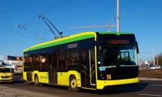 Львов закупит 50 троллейбусов за кредит ЕБРР