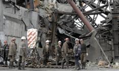 В Луганской области обесточены шахты: 170 человек - под землей