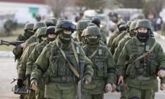 Россия начала масштабные сухопутные учения вдоль границы с Украиной и в Крыму