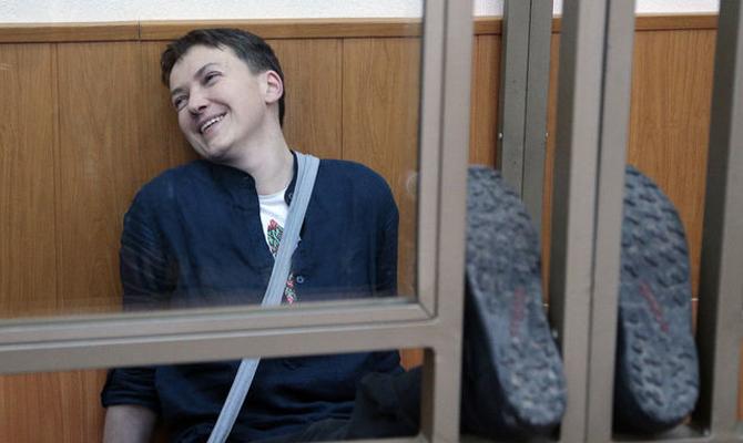 Европарламент прокомментировал задержание Савченко