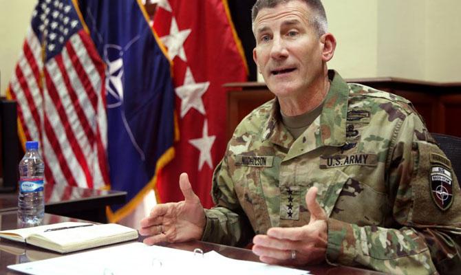 Генерал США рассказал ороссийской поддержке «Талибана»