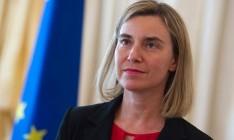 Могерини провела консультацию с отозванным из России послом ЕС