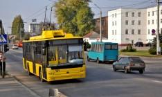 ЕБРР может выделить Полтаве 10 миллионов евро на закупку троллейбусов