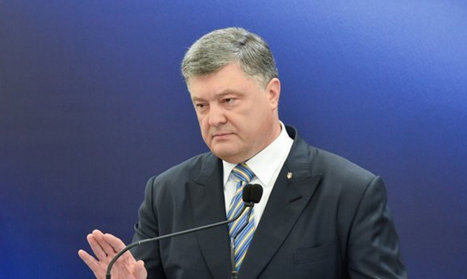Порошенко считает сторонников Северного потока-2 сообщниками РФ