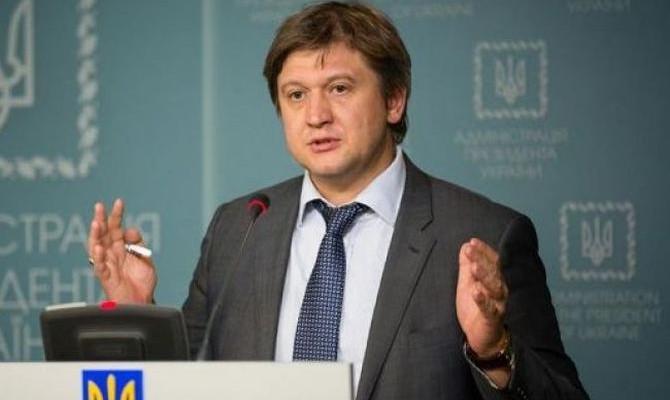 Минфин Украины заработал загод $22 тысячи