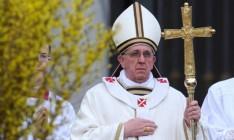 В Пасхальном послании Папа Римский попросил мира для Украины