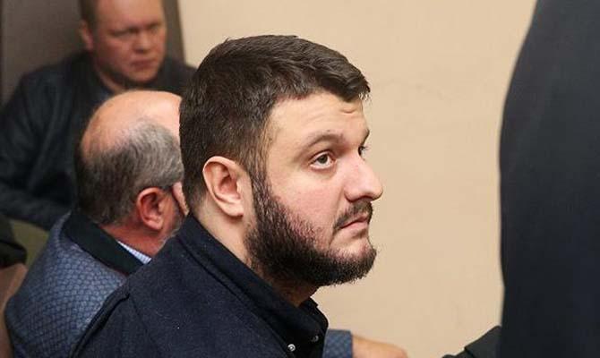 НАБУ обнародовало детали поделу сына Авакова— Рюкзаки МВД