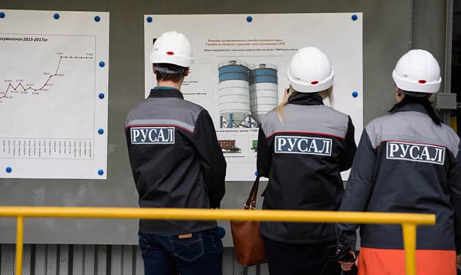 «Русал» проинформировал овозможности технического дефолта из-за санкций США