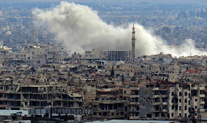 РФ решила ввести военную полицию всирийскую Думу