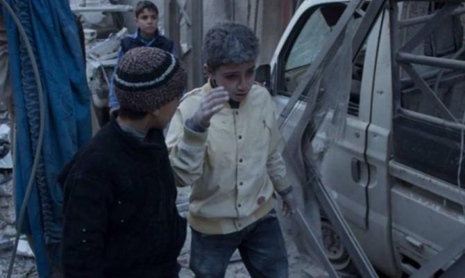 Всемирная организация здравоохранения: 500 человек всирийской Думе пострадали от вероятной химатаки