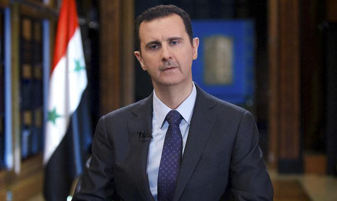 Асад: Восстановление после удара по Сирии обойдется в $400 млрд
