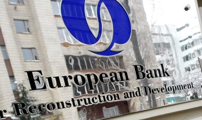 ЕБРР согласует кредитования 30 проектов развития инфраструктуры и транспорта в Украине