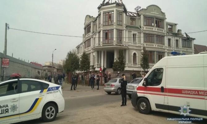 ВКиеве продолжают задерживать предполагаемых участников стрельбы наОбуховской