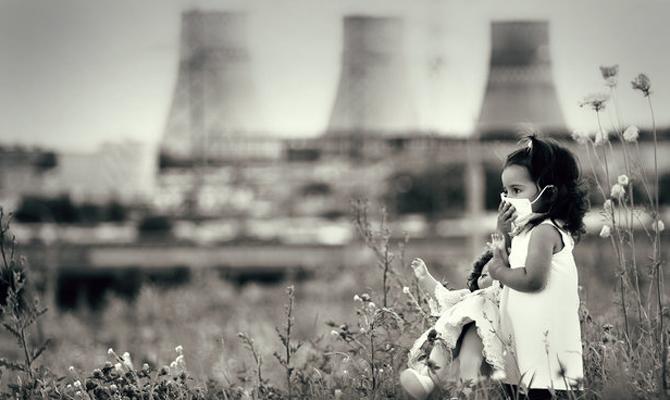Украина стала одним из мировых лидеров по смертности от грязного воздуха