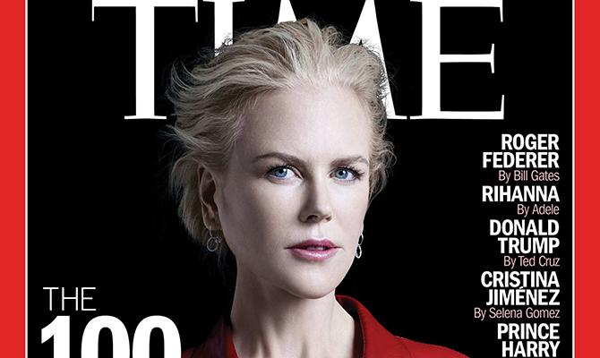 Названы 100 самых влиятельных людей мира поверсии Time
