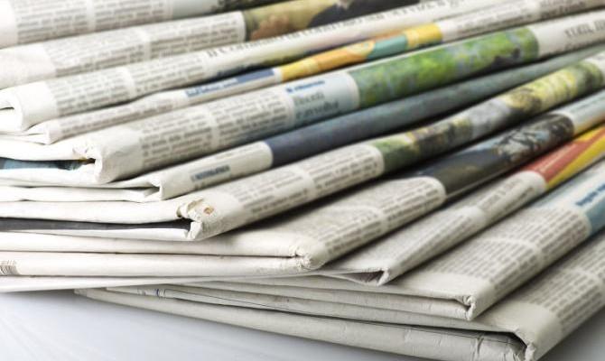 Украина увеличилась  врейтинге свободы прессы