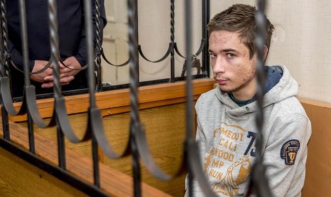 Нелегально схваченного Павла Гриба продолжают удерживать в русской тюрьме— Самый гуманный суд