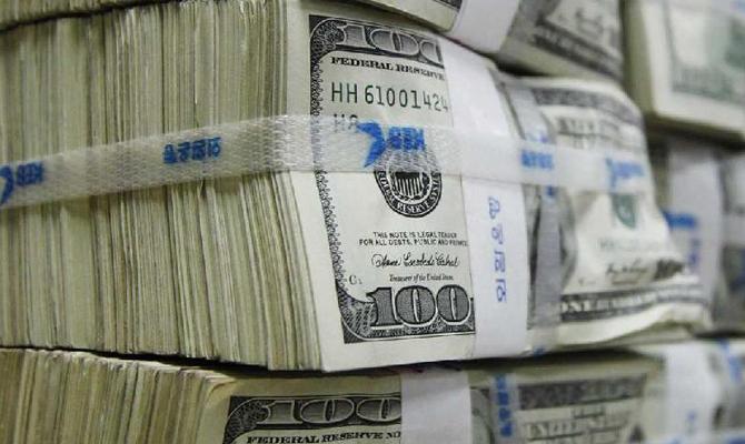 Сначала весны нехватка платежного баланса составила 75 млн долларов