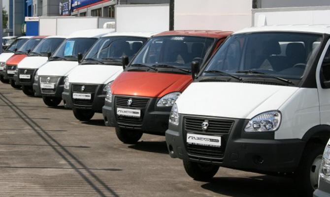 ВУкраинском государстве вырос на6% спрос нановые легковые авто