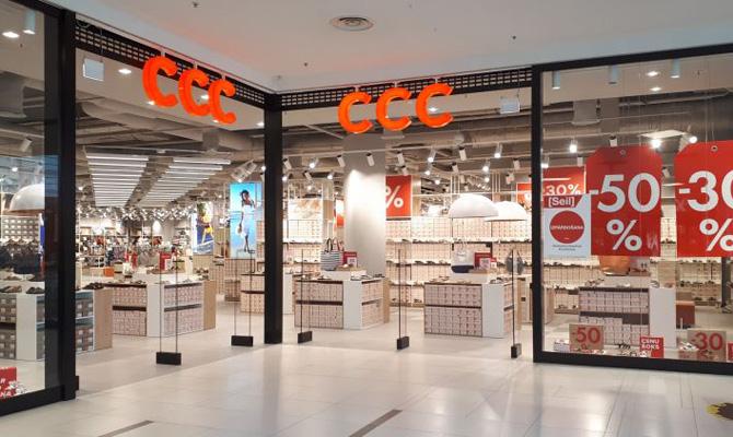 Польский ритейлер CCC планирует отрыть 50 магазинов в Украине. Капитал 5f58a21e59ddd