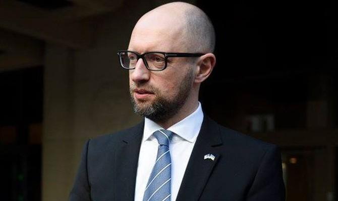 Милиция открыла дело пофакту вмешательства вработу Яценюка