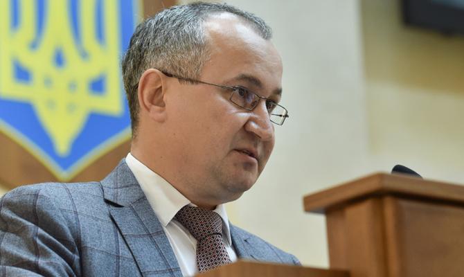 Руководитель СБУ подверг критике планы властей Украинского государства поурезанию бюджета ведомства