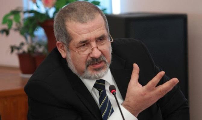 Чубаров одепортации крымских татар: причастные должны понести наказание