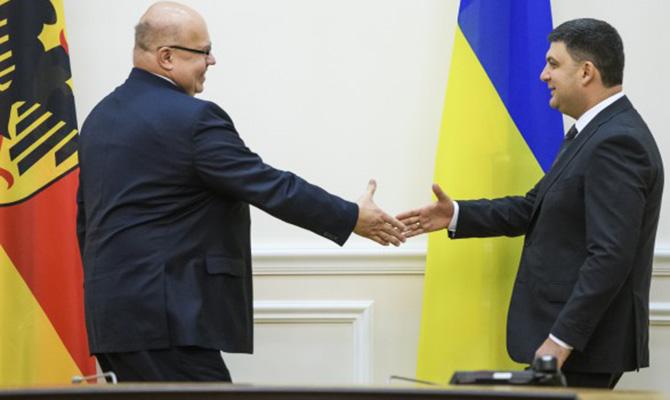 Германия считает Украину надежным транзитером газа