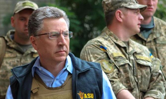Спецпредставителю США расширили полномочия поУкраине