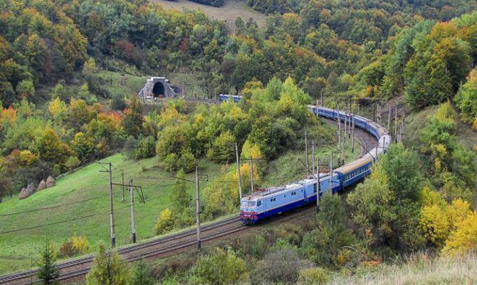 Через  Карпаты в EC : Бескидский тоннель заработает доконца мая