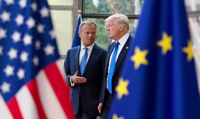 Евросоюз стремится избежать торговой войны с США, - Туск