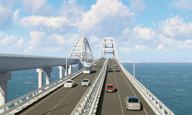 США осудили открытие российского моста через Керченский пролив