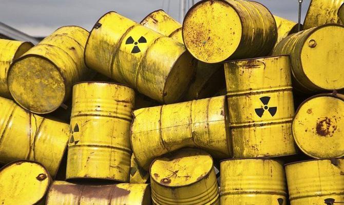 Кабмин выделил более 86 млн гривен на строительство хранилищ ядерных отходов