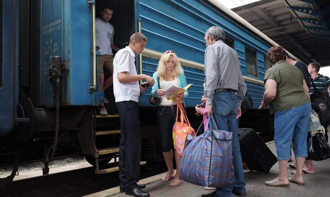«Укрзализныця» с 30 мая повысит цену продажи билетов на 12%