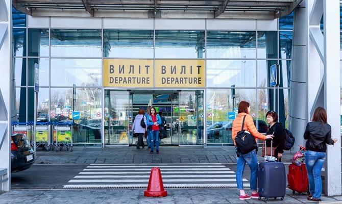 Аэропорт «Киев» расширит главный терминал за 500 млн грн