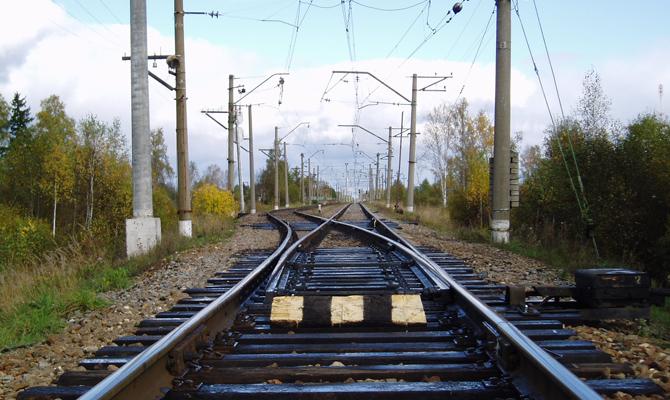 Железную дорогу в «Борисполь» обещают проложить до 1 декабря
