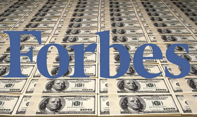 Forbes назвал пятерку самых дорогих брендов вмире