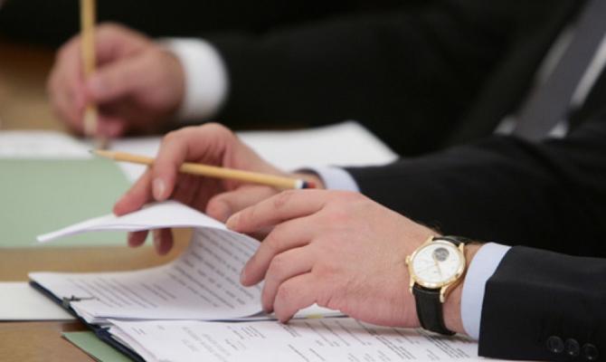 Зеленський вдруге ветував закон про конкурси, ухвалення якого чекає Євросоюз