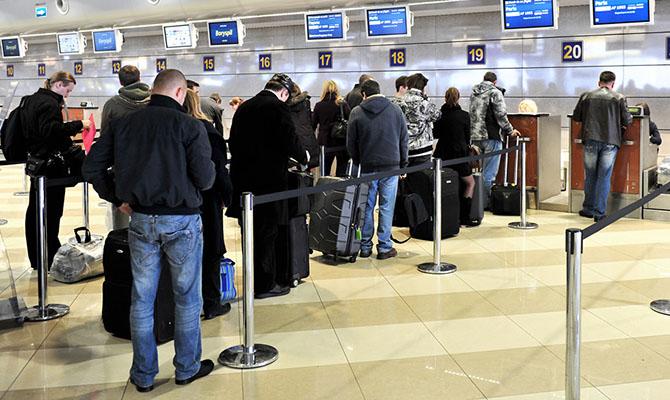 С начала действия «безвиза» в страны ЕС не пустили около 40 тыс. украинцев, - Госпогранслужба