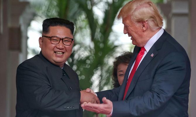 Трамп намерен снять санкции с КНДР
