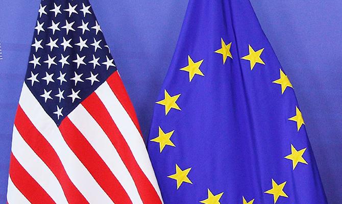 Евросоюз одобрил введение 25% пошлин на экспортные товары США