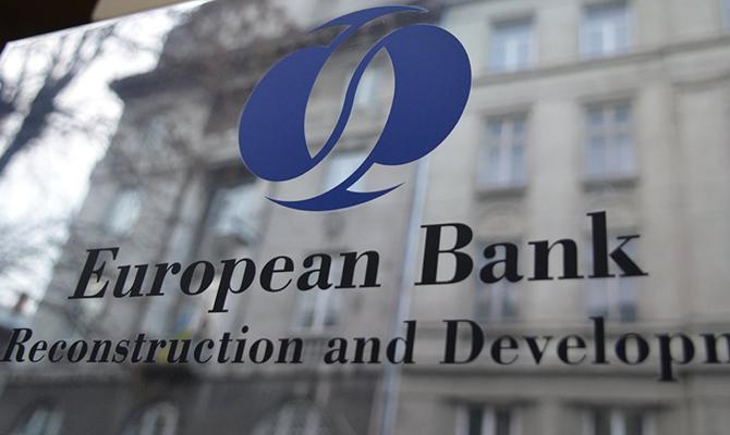 ЕБРР заинтересован в финансировании инфраструктурных проектов Украины