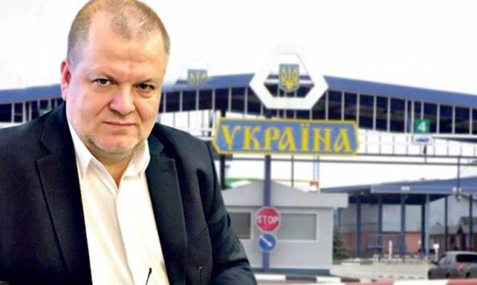 Начальник Волынской таможни формирует послушную ОПГ, - СМИ