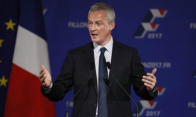 Вашингтон добивается экономического раскола межу Парижем и Берлином,  - глава Минфина Франции