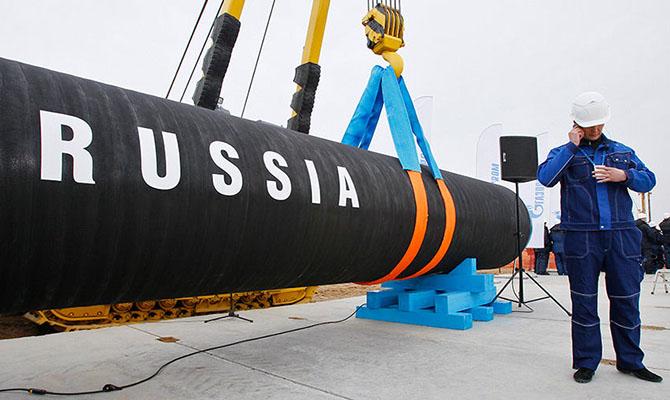 Украина переплачивает более 10% за газ из Европы по сравнению с российским