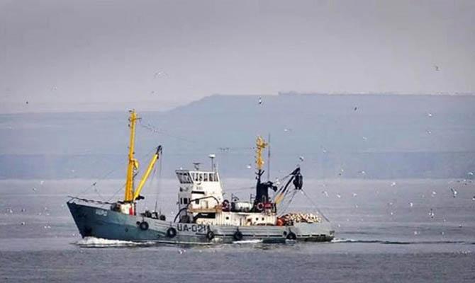 Европа поможет наказать Россию за досмотры судов в Азовском море