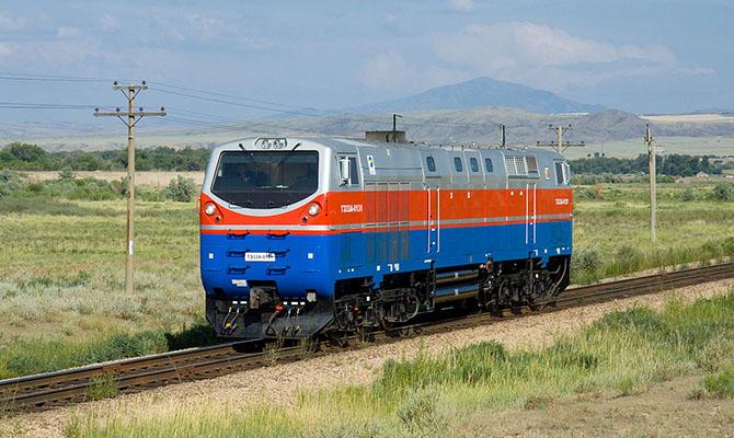 Первые локомотивы по договору с General Electric Украина получит осенью