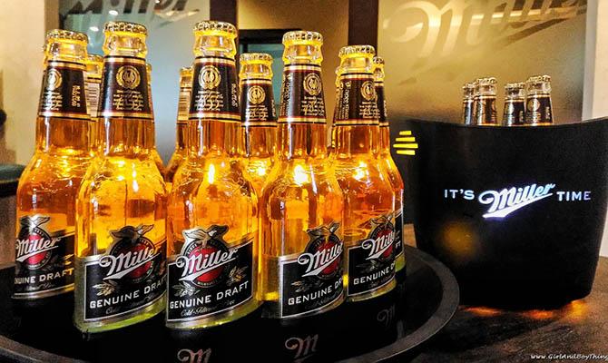В Украину начнут импортировать американское пиво Miller. Капитал