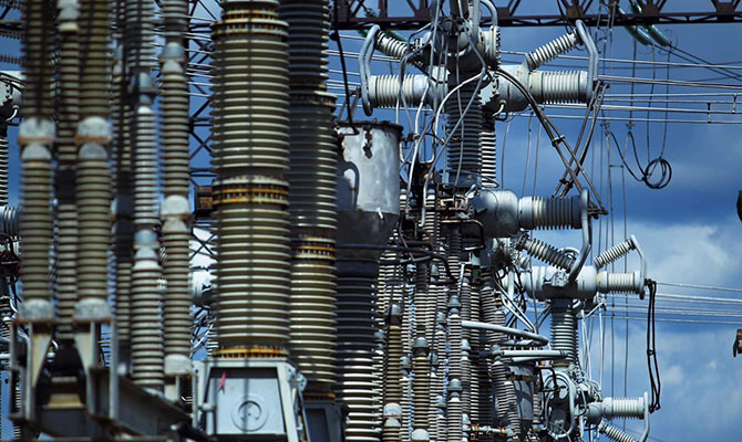 Украина значительно увеличила экспорт электроэнергии